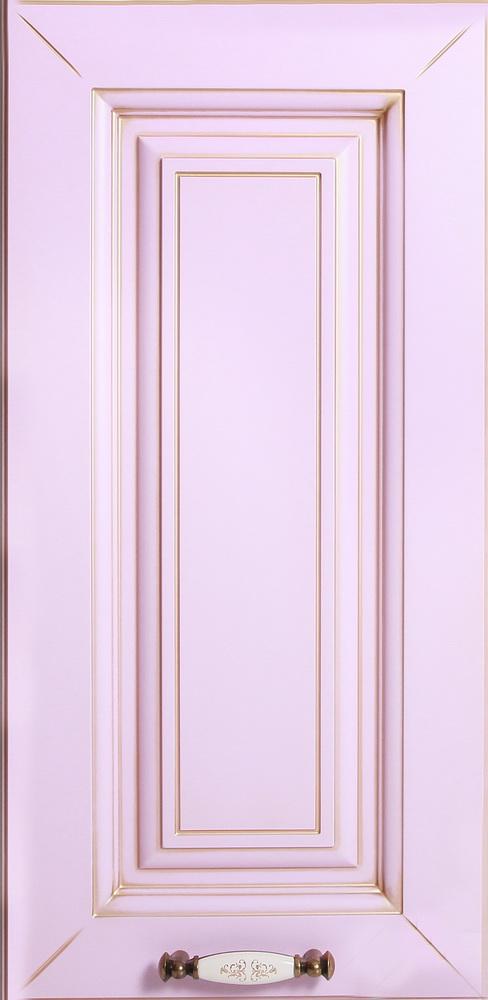 Белла краска матовая + патина золото